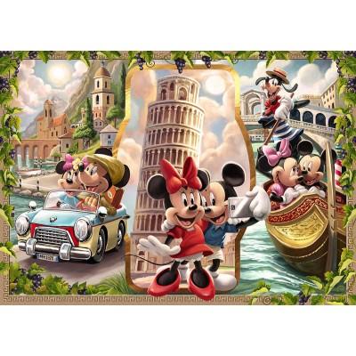 Puzzle  Ravensburger-16505 Vacation Mickey
