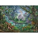 Ravensburger-16512 Escape Puzzle - Einhorn