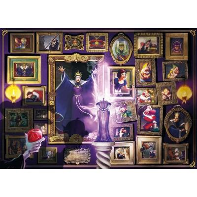 Puzzle Ravensburger-16520 The Evil Queen - Disney Villainous Collection
