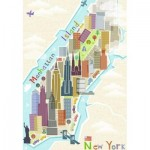 Ravensburger-16537 Puzzle Moment - New York