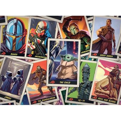 Puzzle  Ravensburger-16561 Star Wars - Mandalorian