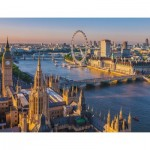 Puzzle  Ravensburger-16627 London