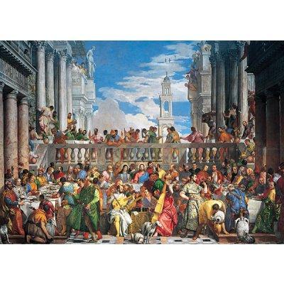 Puzzle Ravensburger-16653 Veronese: Hochzeit zu Kana