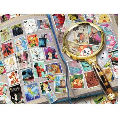 Puzzle  Ravensburger-16706 Disney - Meine Lieblingsmarken
