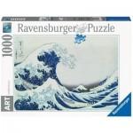 Puzzle  Ravensburger-16722 The Wave Off Kanagawa