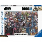 Puzzle  Ravensburger-16770 Star Wars Mandalorian