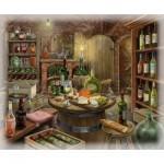 Ravensburger-16880 Exit Puzzle - Weinkeller