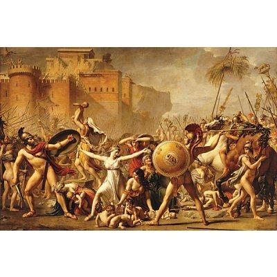 Puzzle Ravensburger-17031 Raub der Sabinerinnen