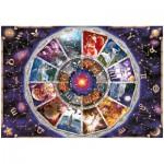 Puzzle  Ravensburger-17805 Astrologie