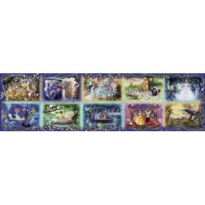 Puzzle  Ravensburger-17826 Unvergessliche Disney Momente
