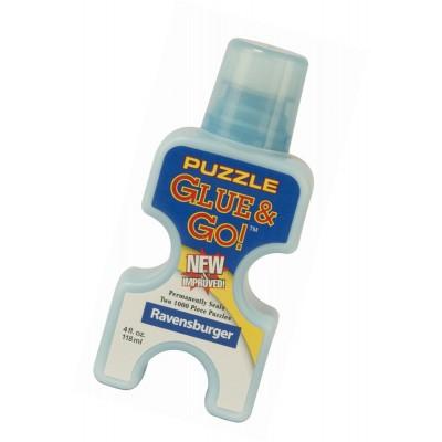 Ravensburger-17932 Puzzle Glue & Go