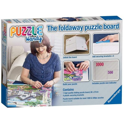 Ravensburger-17971 Puzzle Handy - Foldaway Puzzle Board