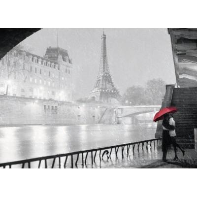 Puzzle Ravensburger-19471 Paris