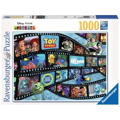 Puzzle  Ravensburger-19604 Disney - Pixar
