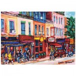 Puzzle  Ravensburger-19624 St-Laurent, Montréal
