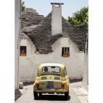 Puzzle  Ravensburger-19665 Alberobello