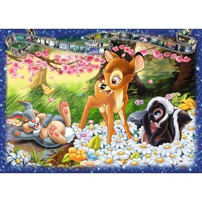 Puzzle  Ravensburger-19677 Disney Collector's Editon: Bambi, 1942