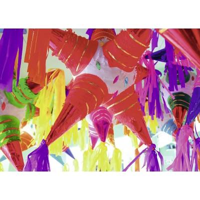 Puzzle  Ravensburger-19688 Bunte Piñata