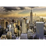 Puzzle  Ravensburger-19712 Großartiges New York