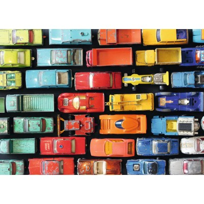 Puzzle  Ravensburger-19723 Traffic Jam