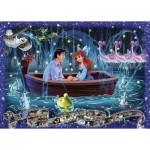 Puzzle  Ravensburger-19745 Disney - Die kleine Meerjungfrau