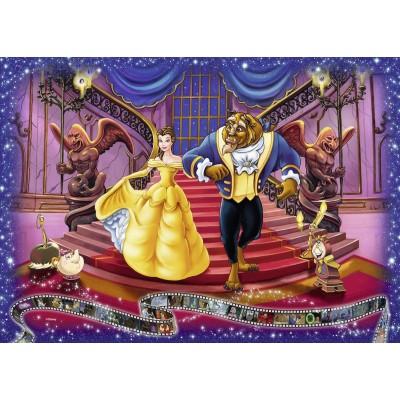 Puzzle  Ravensburger-19746 Disney: Die Schöne und das Biest