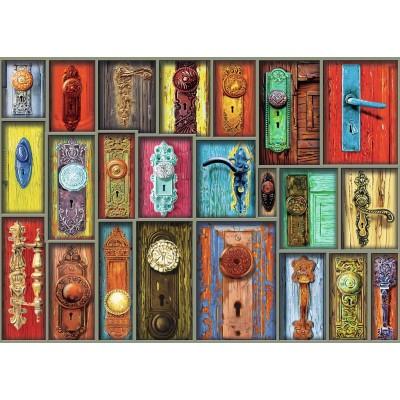 Puzzle  Ravensburger-19863 Antike Griffe