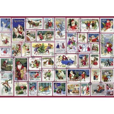 Puzzle Ravensburger-19881 Christmas Wishes