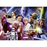 Puzzle  Ravensburger-19885 Star Wars: Limited Edition 1