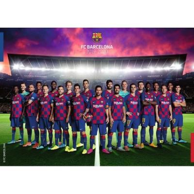 Puzzle Ravensburger-19941 FC Barcelona - 2019/2020