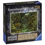 Ravensburger-19957 Escape Puzzle - Ankor Wat (auf Französisch)