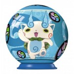 Ravensburger-79936-11922-03 3D Puzzle-Ball - Yo-Kai Watch