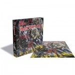 Puzzle  Zee-Puzzle-22876 Iron Maiden - Number Of The Beast