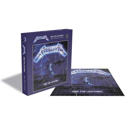 Puzzle  Zee-Puzzle-23446 Metallica - Ride the Lightning