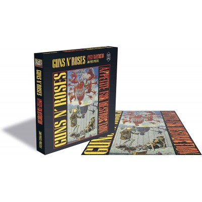 Puzzle  Zee-Puzzle-24649 Guns N Roses - Appetite for Destruction 1