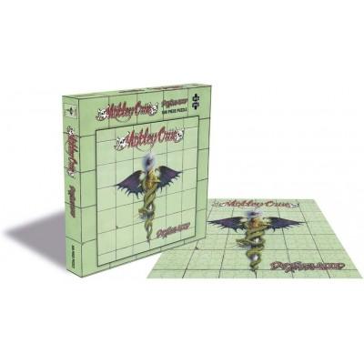 Puzzle  Zee-Puzzle-25161 Motley Crue - Dr Feelgood