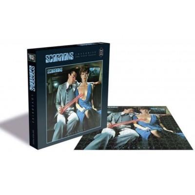 Puzzle  Zee-Puzzle-25427 Scorpions - Love Drive