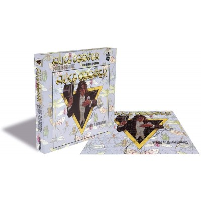 Puzzle  Zee-Puzzle-25428 Alice Cooper - Welcome To My Nightmare