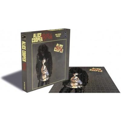 Puzzle  Zee-Puzzle-25429 Alice Cooper - Trash
