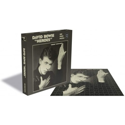 Puzzle  Zee-Puzzle-25529 David Bowie - Heroes