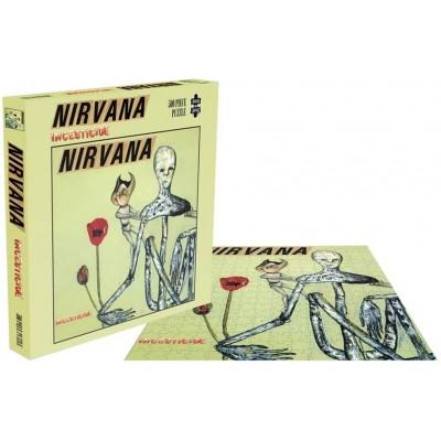 Puzzle  Zee-Puzzle-26175 Nirvana - Incesticide