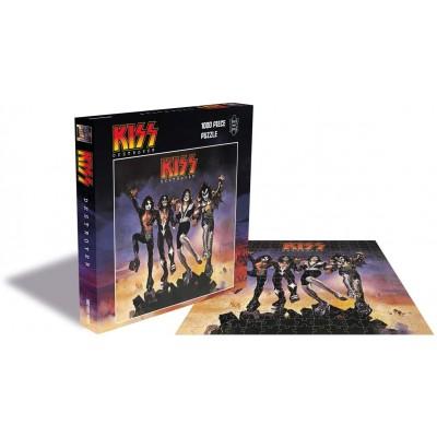Puzzle  Zee-Puzzle-26217 Kiss - Destroyer