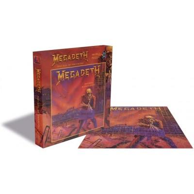 Puzzle  Zee-Puzzle-26223 Megadeth - Peace Sells