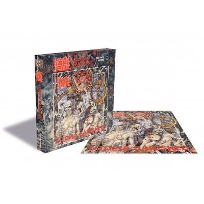 Puzzle  Zee-Puzzle-26708 Napalm Death - Utopia Banished