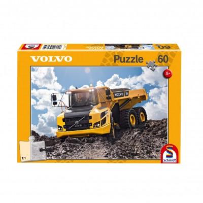 Puzzle  Schmidt-Spiele-56285 Volvo A30G