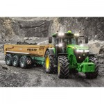 Puzzle  Schmidt-Spiele-56314 John Deere Traktor