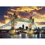 Puzzle  Schmidt-Spiele-58181 Tower Bridge, London, Großbritannien