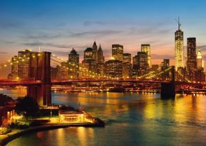 Puzzle  Schmidt-Spiele-58189 New York, USA
