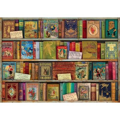 Puzzle  Schmidt-Spiele-58315 Märchenbücher