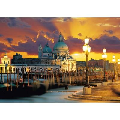 Puzzle  Schmidt-Spiele-58322 Basilica Santa Maria della Salute, Venedig